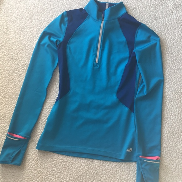 070a2fd41abc0 New Balance Jackets & Coats | Running Jacket Pullover Sz Xxs | Poshmark